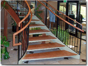 Stair Treads With CAD Accuracy